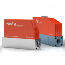 Thermal Mass Flow Meters & Controllers for Gases red-y smart series